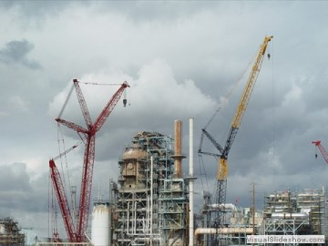 Petrochemical Refinery Turnaround